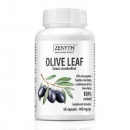 Olive Leaf Extract 400 mg (60 capsule), Zenyth Pharmaceuticals