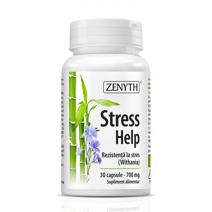 Stress Help (30 capsule), Zenyth Pharmaceuticals