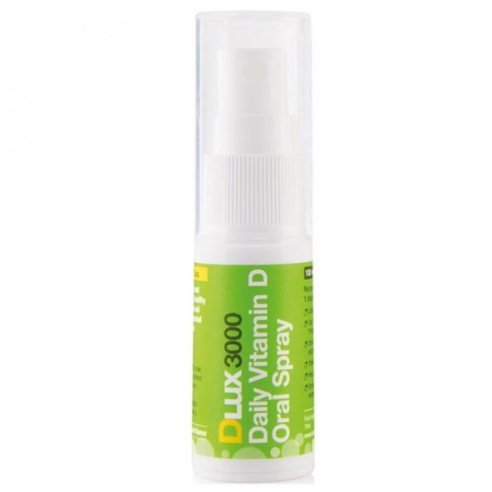 DLux 3000 Vitamin D Oral Spray (15ml), BetterYou