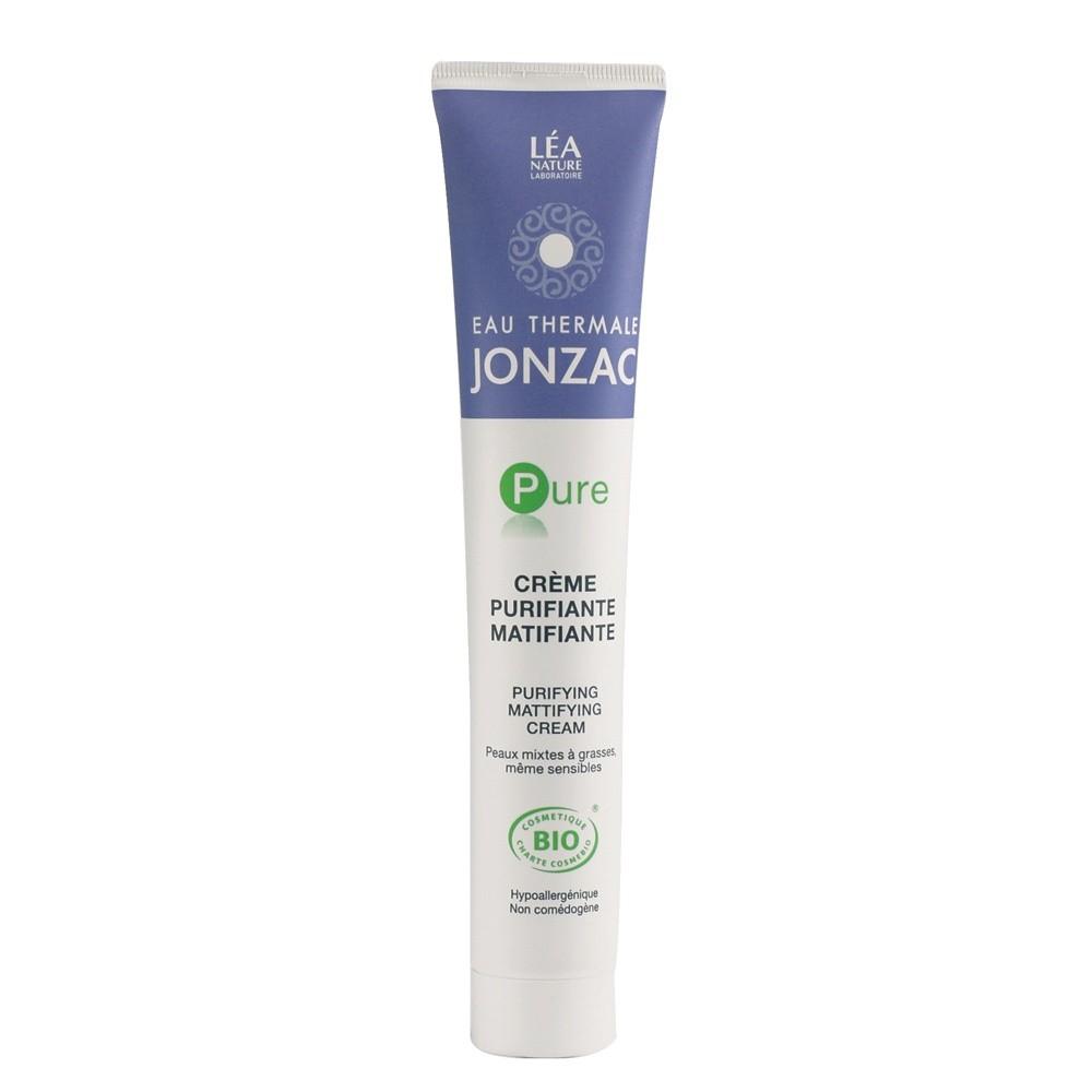 Pure - Crema purifianta matifianta (50ml), Jonzac