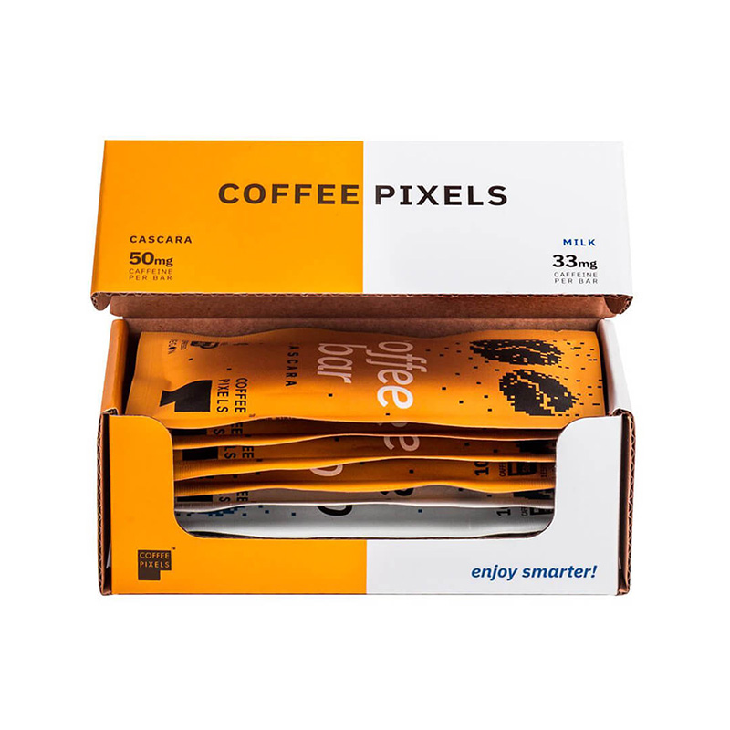 Mix Pachet 8 bucati (10 grame), Coffee Pixels