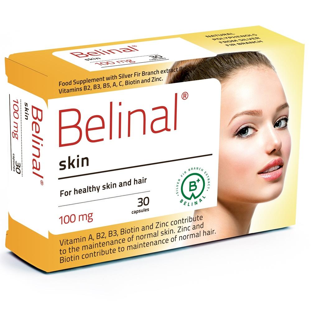 Belinal Skin (30 capsule), Abies Labs