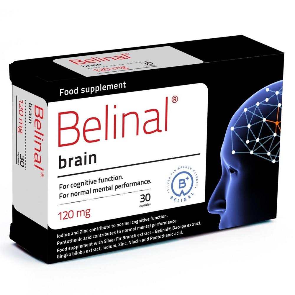Belinal Brain (30 capsule), Abies Labs