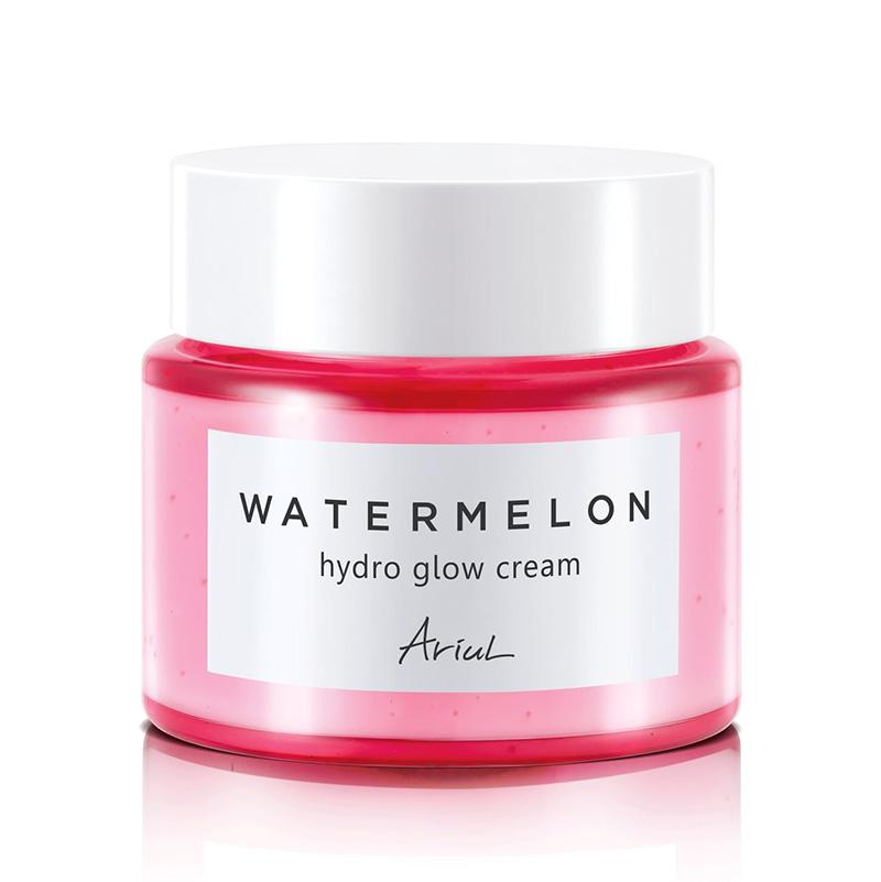 Crema de fata cu Pepene Rosu Watermelon Hydro Glow - hidratare intensa (55 ml), Ariul