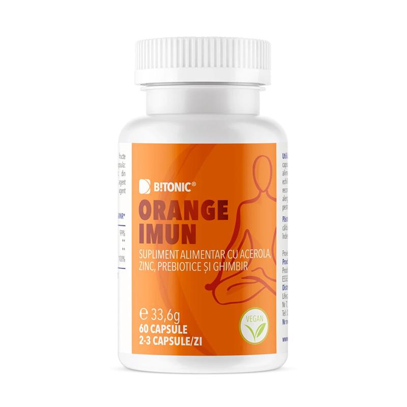 Orange Imun (60 capsule), B!tonic