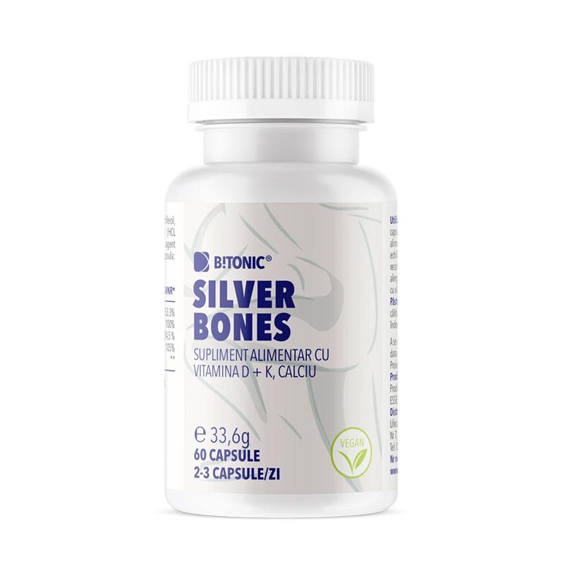 Silver Bones (60 capsule), B!tonic