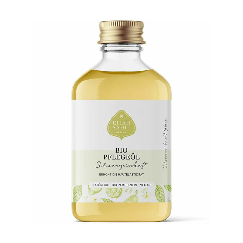 Ulei de bergamota pentru sarcina bio (100 ml), Eliah Sahil
