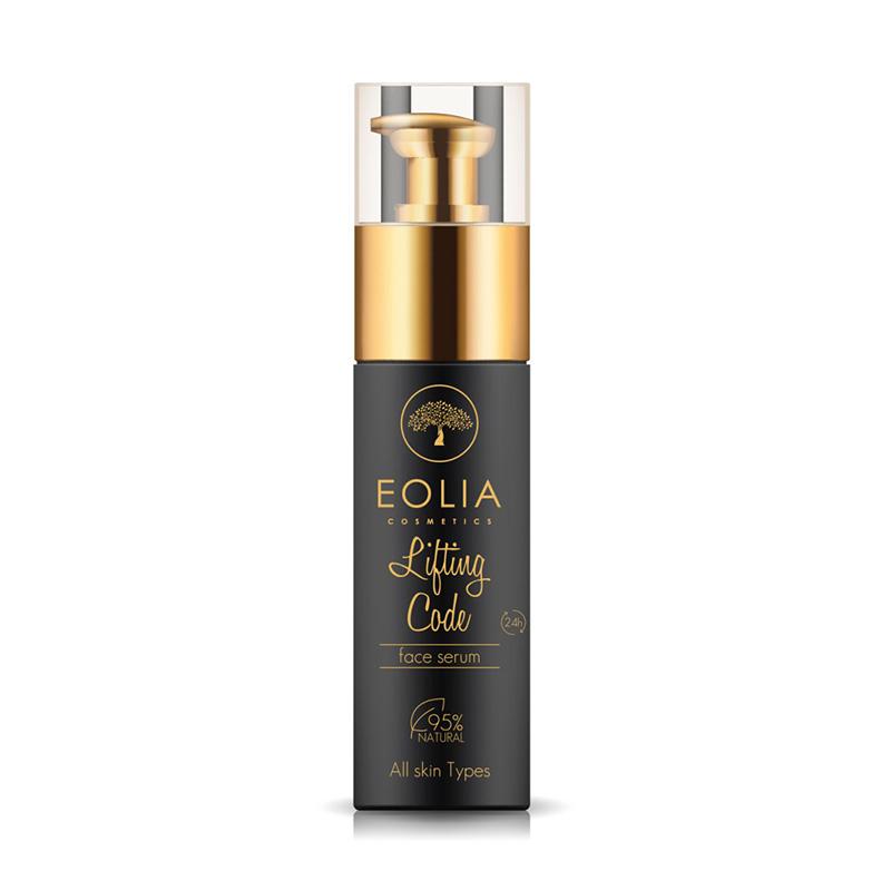 Ser natural de fata Lifting Code (30 ml), Eolia Cosmetics