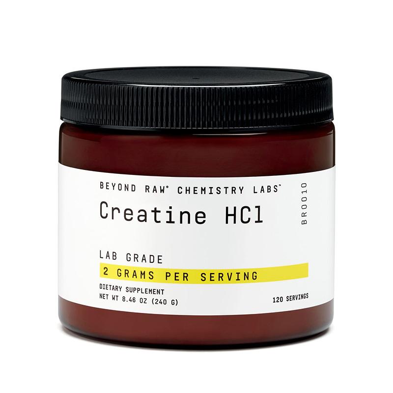 Chemistry Labs Creatina HCL (240 grame), GNC Beyond Raw