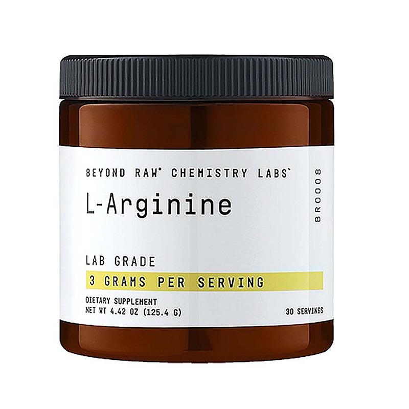 Chemistry Labs L-Arginina (125,4 grame), GNC Beyond Raw