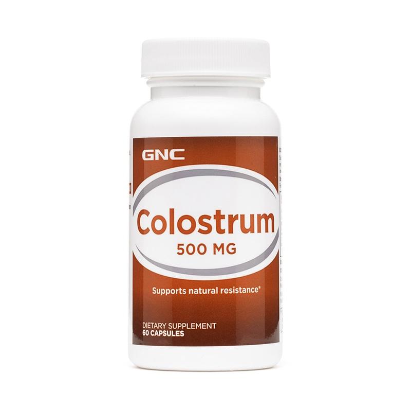 Colostrum 500 mg (60 capsule), GNC