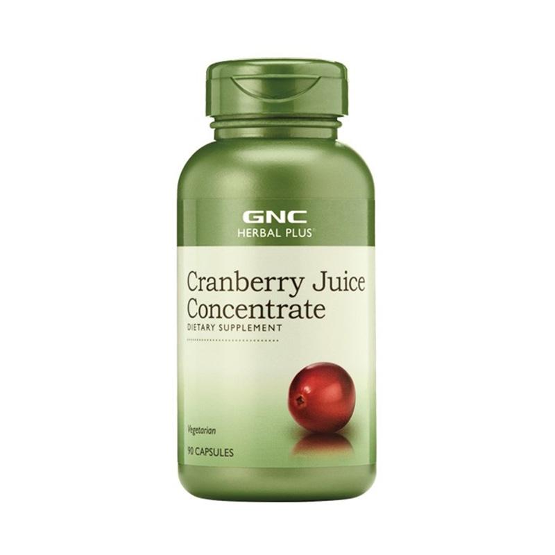 Concentrat din suc de merisor (90 capsule), GNC Herbal Plus