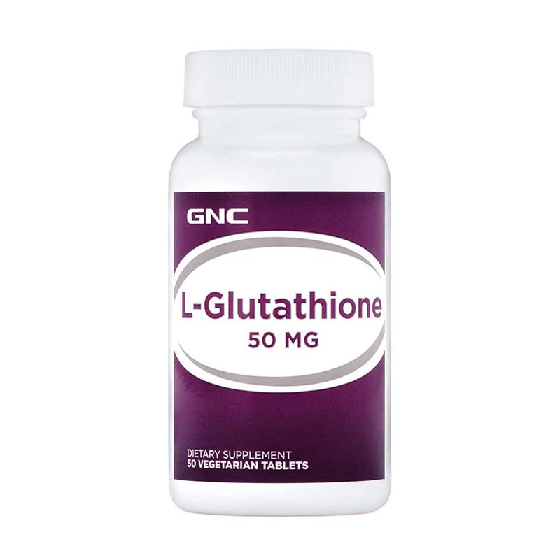 L-Glutation 50 mg (50 capsule), GNC