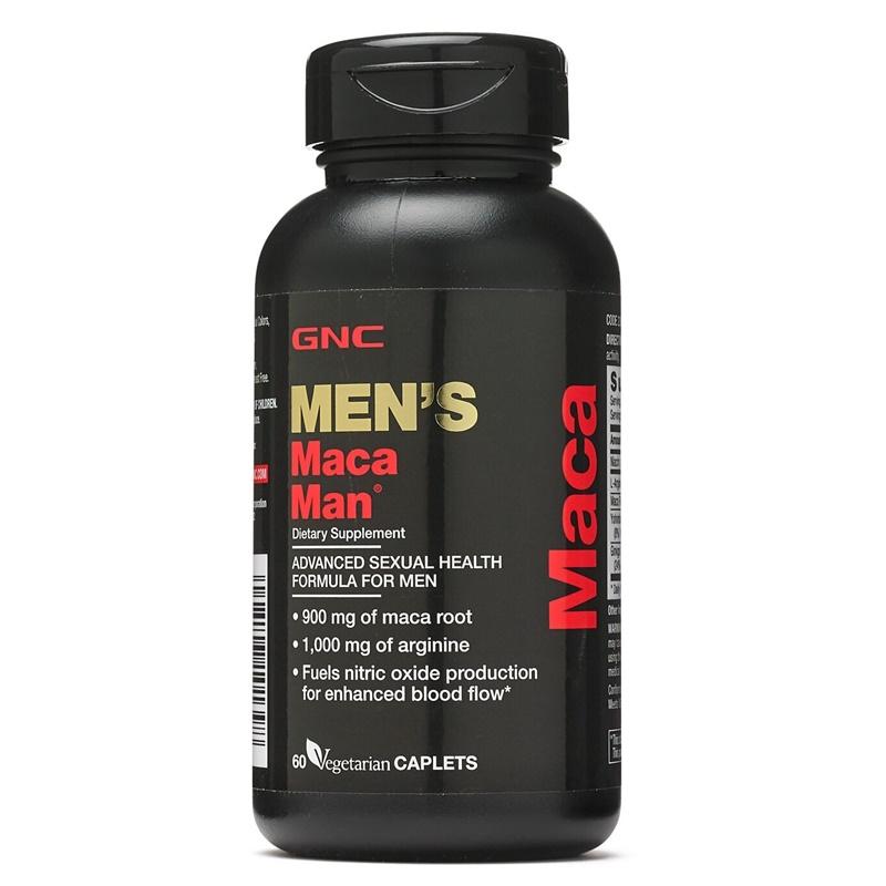 Maca Man (60 capsule), GNC