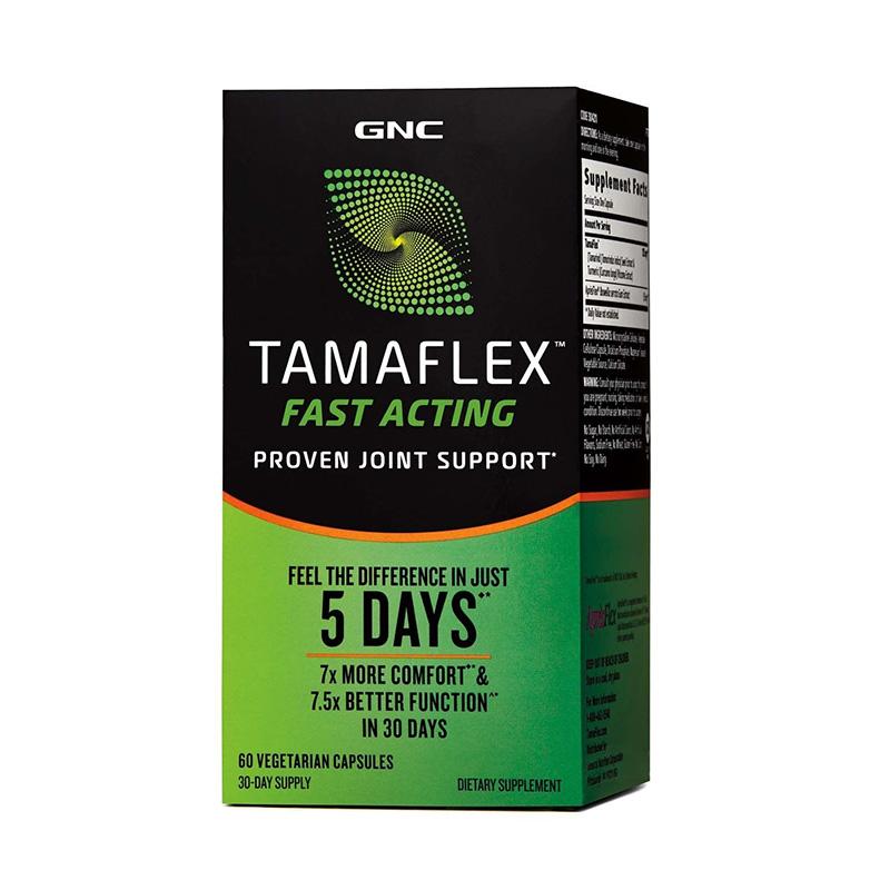 TamaFlex Fast Acting Formula pentru sanatatea articulatiilor (60 capsule), GNC