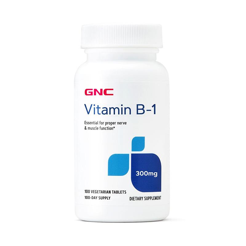 Vitamina B-1 300 mg (100 capsule), GNC