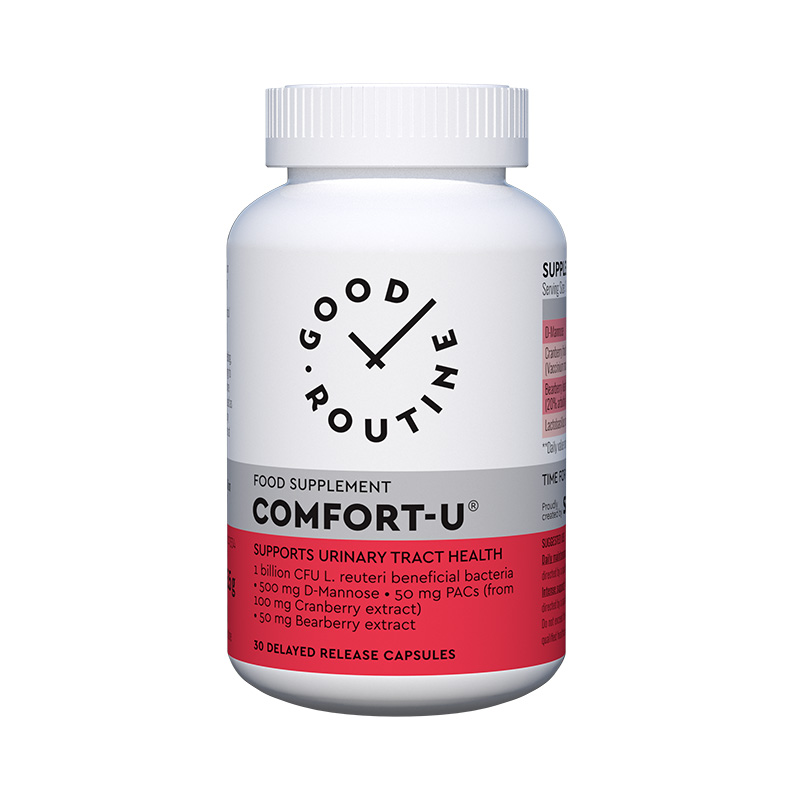 Comfort-U (30 capsule vegetale), Good Routine