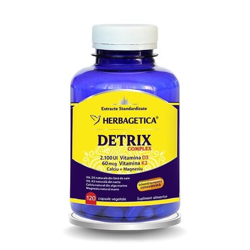 Detrix Complex (120 capsule), Herbagetica