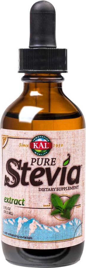 Pure Stevia 25mg 59.(10 ml), Kal