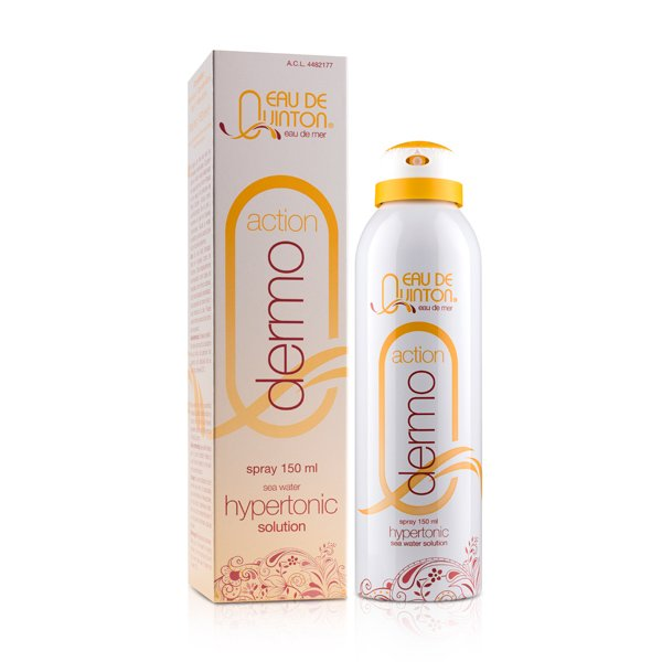 Spray Dermo Action (100ml), Eau de Quinton