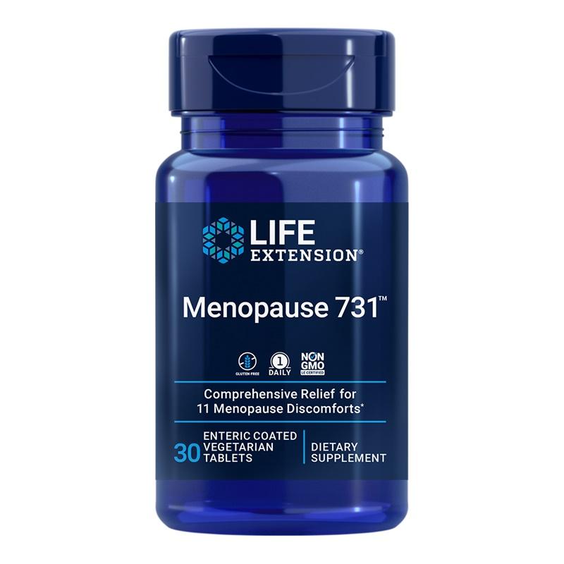 Menopauza 731 (30 comprimate filmate), LifeExtension