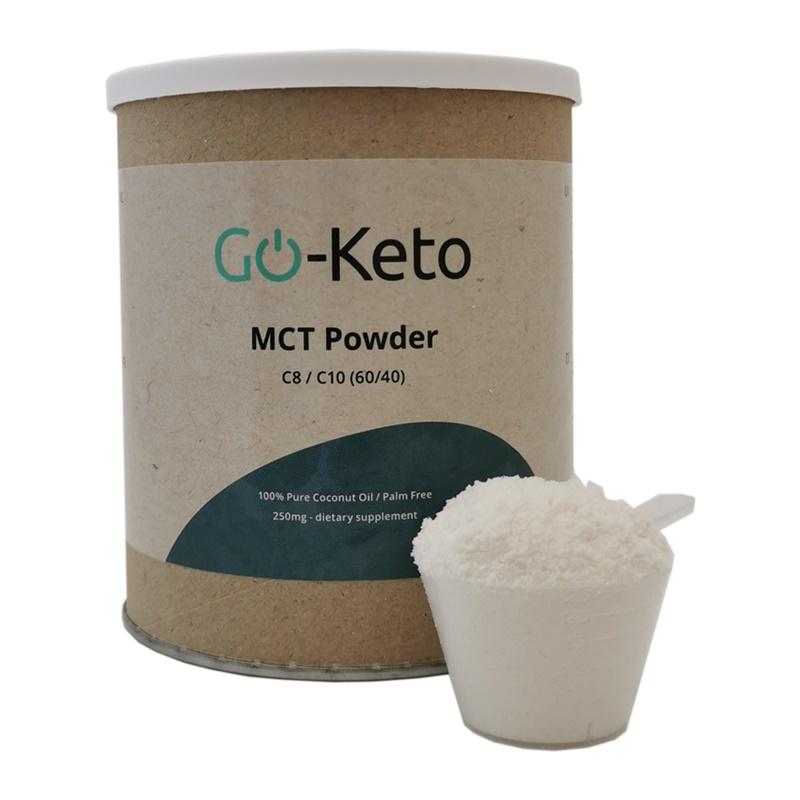 Go-Keto MCT Powder (250 g), LifeExtension