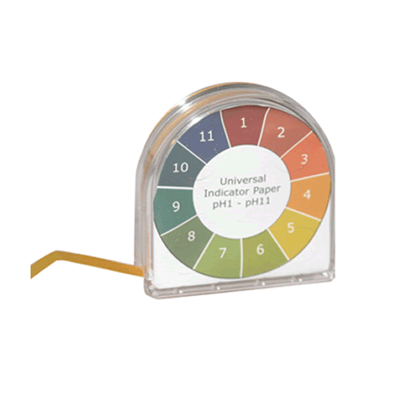 mod determinare pH