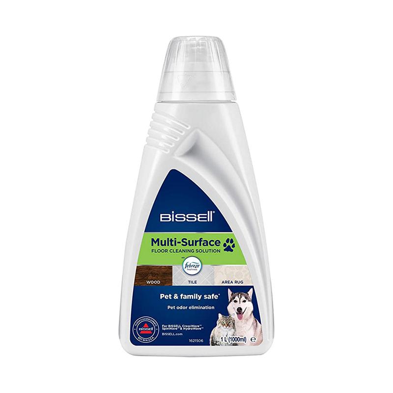 Solutie multi-suprafete pentru casele cu animale de companie Bissell Multi Surface Formula Pet 2550