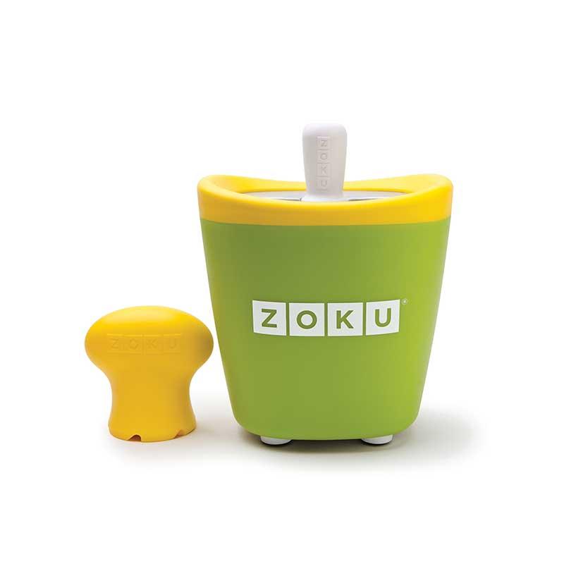 Dispozitiv pentru preparare inghetata 1 incinta Zoku ZK110 verde