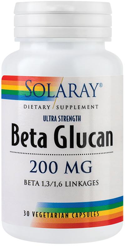 Beta Glucan 200mg (30 capsule)
