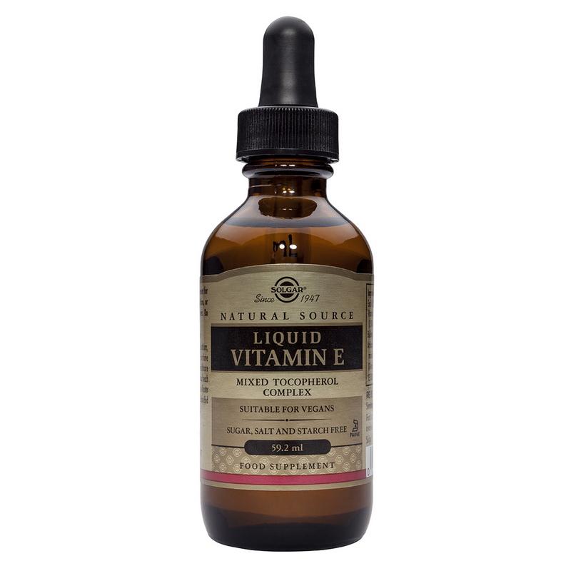 Liquid Vitamin E 2000IU (59.2ml), Solgar