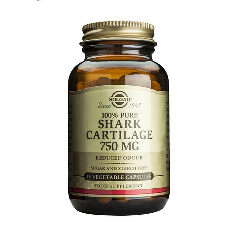 Shark Cartilage 750mg (45 capsule), Solgar