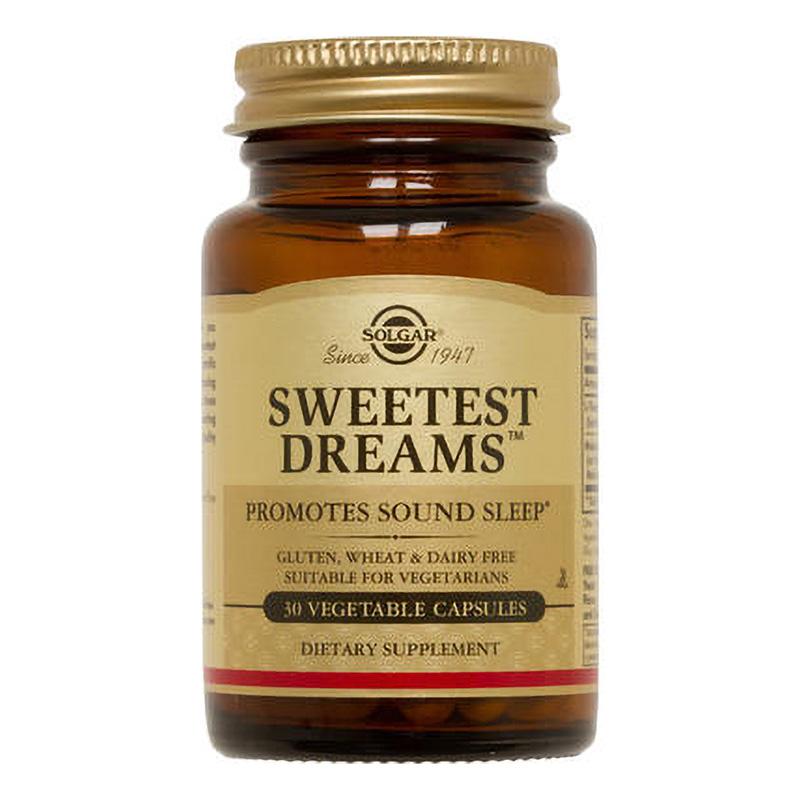 Sweetest Dreams (30 capsule), Solgar