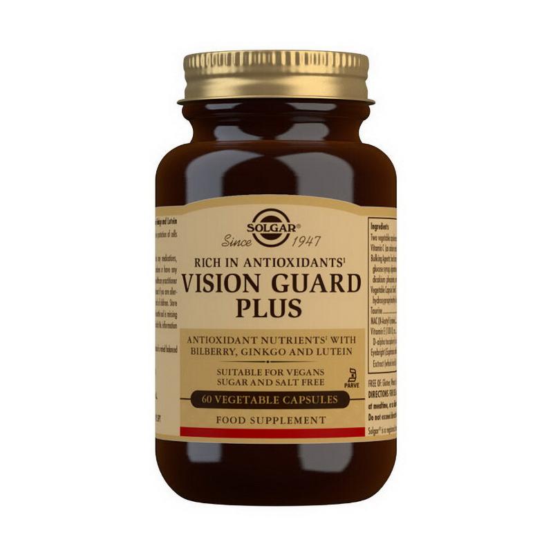 Vision Guard Plus (60 capsule), Solgar