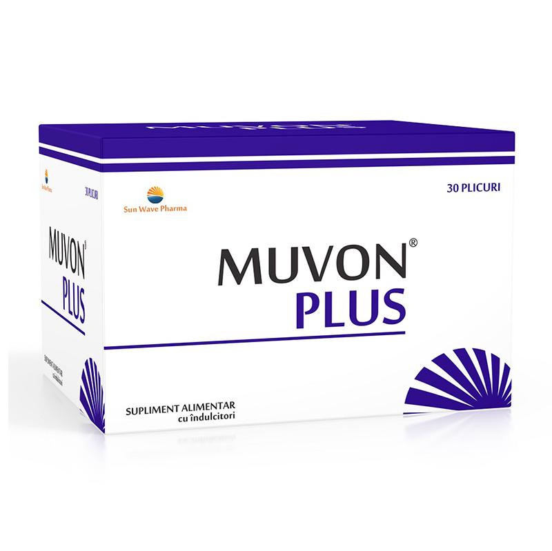 Muvon Plus (30 plicuri), Sun Wave Pharma